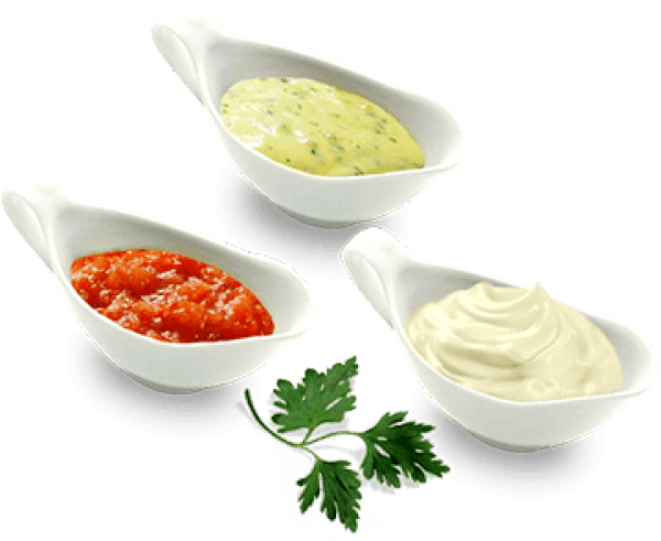 Добавки и соусы
