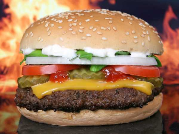Бургер XL